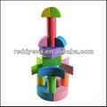2014 educacional da espuma de eva jumbo blocos de brinquedo para crianças
