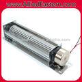De alto rendimiento 12 V DC ventilador de flujo cruzado