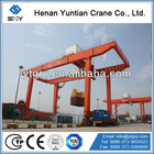 36tons Double Girder Container Gantry Crane In Container Yard