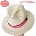 fazer o chapéu de palha papel