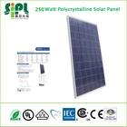 Smart Home Green Products! 250 Watt Polycrystalline Solar Panel