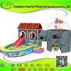 Attractive Design Mini Wooden House Children Indoor Playhouse 1411-22b