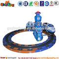 Tr-qf018 szf treno intercity gettoni divertente per i bambini mini jet corse