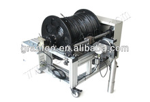 2014 1500m working depth Best Dome underwater video Camera ,pipe well underwater camera,1500m sewer insoection camera