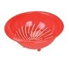 plastic sieve basket for wash or storage fruit/vegetable