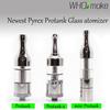 China Hot Sell High Quality mini protank 2 Leakless Pyrex Glass E Cig new protank 2
