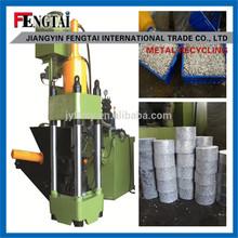 Y83 hot sale scrap metal saw dust manual briquette machine made in china