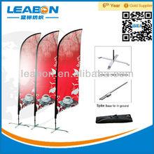 3.6m Aluminum Stand beach Banner Flagpole