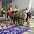 real trajes de dinosaurios de la prima de proveedor de dinosaurios