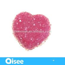 Importazione della cina giocattoli fai da te set di chimica esperimenti laboratori per i bambini: cuore di cristallo