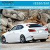 FOR 2006 2007 2008 2009 2010 2011 LEXUS IS250 IS350 OE STYLE PU REAR BUMPER BODY KIT LIP SPOILER