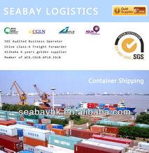 sea freight shipping cost from guangzhou china to usa