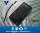 carbon Fiber Case Metal Bumper For HTC ONE M7