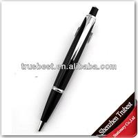short black ballpoint pen