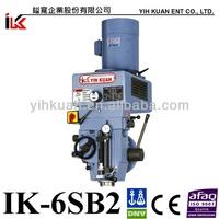 milling and cutting metal (IK-6SB2) vertical milling machine head