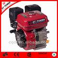 Ar- refrigerado 6.5hp 196cc ohv único cilindro 4- pequeno derrame de gasolina do motor a gasolina motor