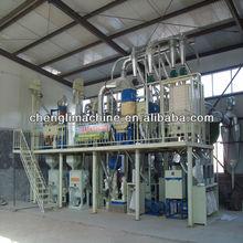 FTA 30T/D corn/maize flour/grits processing, Mill Machinery