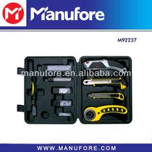 10pcs multi-function cutting knife set, household cutting tool kit