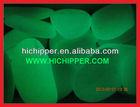 Landscape Stone yellow green Glow in dark Glass pebbles