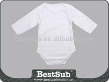 Personalized Long Sleeve Baby Romper (JA602W)