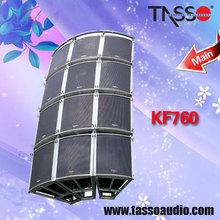 2 way Amplified Line Array Sound Speaker