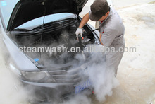 mobile high steam wash machine