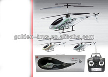 Attractive alloy 4-ch gravity rc helicopter built in gyro