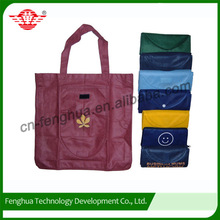 Hot sales non-woven foldable shopping bag
