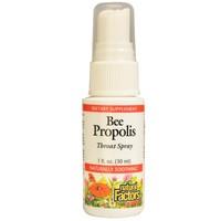 NZ HEALTH NATURALLY Propolis Throat Spray (1 fl. oz./30ml)