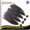 Shedding free hot selling unprocessed brazilian hair distributors
