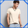 2014 latest design men fitted t shirt with high quality