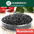Leonardita huminrich fertilizantes 100% humatos de potasio soluble de riego por goteo