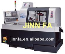 JSL-20RB swiss type sliding head cnc lathe machine taiwan automatic lathe