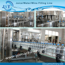 Hot sale plastic bottle mineral water packaging plant