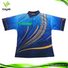 2014 fashion design digital printing polo t shirt promotional polo collar t shirt advertising