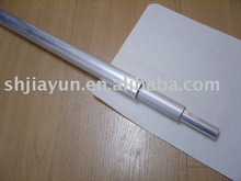 sale color anodized aluminum 6063 aluminum telescopic pipe