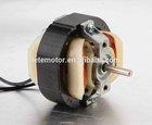 Small electric fan motor GL60 cross blower fireplace blower fan motor