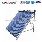 Parabolic Trough Green Energy Heat Pipe Solar Collector