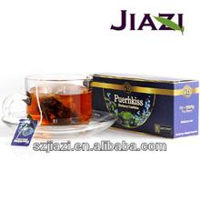 Puer blueberry tea