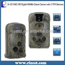 Ltl-6210MC 12MP Hidden Infrared Night Vision Wildlife Security Camera Longe Range PIR Sensor for 20M
