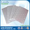 thermal insulation for cars,aluminum foil fiberglass insulation