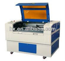 2012 BEST price HX-1690SG 80W*2 double heads Rabbit fabric laser cutting machine