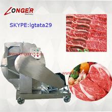 Automatic frozen meat/pork/beef/chicken/mutton cutting/cutter machine