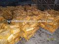 Beyaz meşe odun net torbalarda 40 ve 22L.