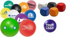 Custom Logo printed Stress Ball