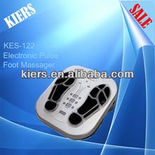 Vibrating blood circulation diabetes foot massage