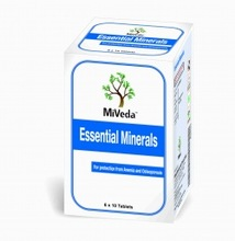 Essential Minerals Macro Mineral Requirements
