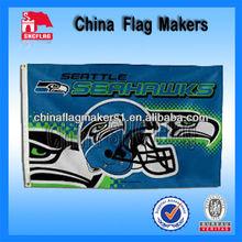 New Seattle Seahawks 12th man Super Bowl Flag Banner