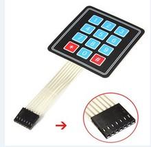DIY Membrane Switch Keyboard