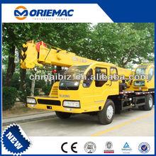 XCMG unic truck mounted crane QY8B.5